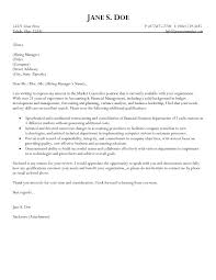 Cover Letter With Bullet Points Sample Paulkmaloney Com