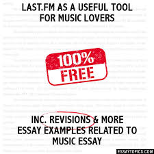 last fm as a useful tool for music lovers essay last fm as a useful tool for music lovers