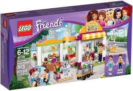 Bộ đồ chơi Lego Siêu Thị Mua Sắm Heartlake – Shoptrethovn.net – Siêu thi đồ  chơi trẻ em – 0971.504.600