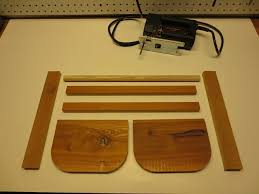 veggie hod wood parts