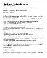Ecommerce Resume Sample