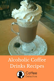 Cold steeping is used to make a concentrate that is then diluted for iced coffee. Alcoholic Coffee Drinks Recipes