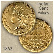 1862 Indian Head Penny Value Discover Their Worth