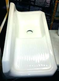 reglaze cast iron sink refinish cast iron sink porcelain enamel over cost to reglaze cast iron reglaze cast iron sink