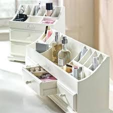 white makeup organizer tremendous makeup organizer ideas white makeup holder white wooden makeup organizer uk