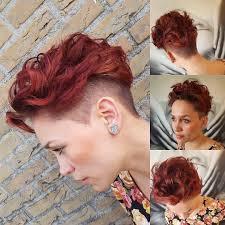 Dol Op Rood Deze 10 Korte Kapsels In Een Rode Haarkleur Wil Jij