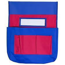 Carson Dellosa Chairback Buddy Pocket Chart 1 Piece
