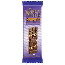 wonka scrumdiddlyumptious chocolate bar. Nestle Wonka Exceptionals Chocolate Bar 35 Oz And Scrumdiddlyumptious