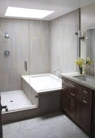 bathtub design corner bathtub shower combo small bathroom minimalist contemporary walk in with drop tub bathtubs