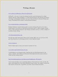 Curriculum Vitae Types How To Type Up A Resume For A Job Updated