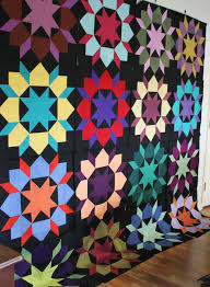 47 best Swoon Quilt images on Pinterest | Star quilts, Quilt block ... & Solid Swoons | Live a Colorful Life (these are fantastic - visit the link to Adamdwight.com