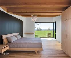 Lake House Bedroom Michigan Lake House By Desai Chia Architecture 2016 Best Of Year