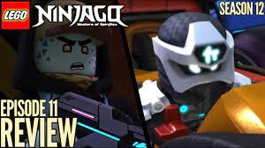 "Ninjago Season 12, Episode 11 ""The Speedway Five-Billion"": Analysis &  Review - YouTube"