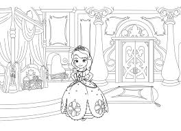 Kleurplaten Van Prinses Sofia