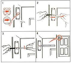 door closer installation. global tc931 door closer installation
