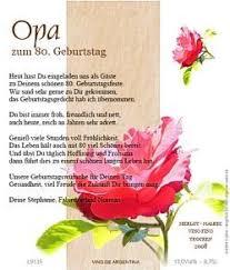 June C Miller Gedicht Für Opas Geburtstag
