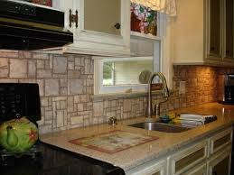 kitchen backslash white tumbled stone backsplash black and white backsplash stacked stone kitchen backsplash real