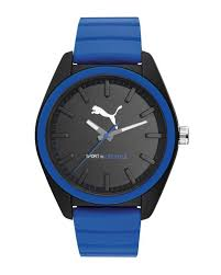 ontime the timestylists puma watches for men puma 91124 000