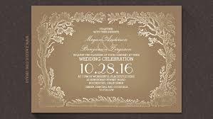 Vintage Wedding Invitation Read More Trees Vintage Wedding Invitations Wedding Invitations