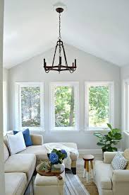 Small sunroom decorating ideas Ideas Pictures Tackling Phase Of Small Sunroom Makeover Using Paint And New Lighting Change The Chatfield Court Small Sunroom Decorating Ideas Chatfield Court