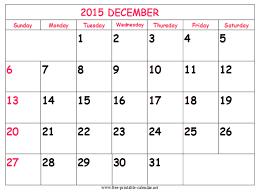 Clipart Of A December 2015 Calendar 20 Free Cliparts