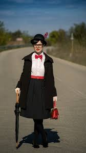 easy diy costume mary poppins