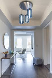 captivating modern foyer chandeliers 10 mesmerizing chandelier lighting ideas glass clue with lamp inside and mirror sofa
