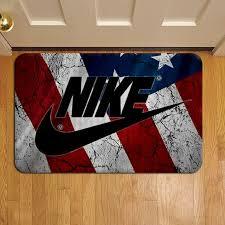 nike just do it american flag 237 door mat rug carpet doormat doorsteps foot pads