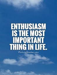 Enthusiasm Quotes Mesmerizing Famous And Great Enthusiasm Quotes Golfian
