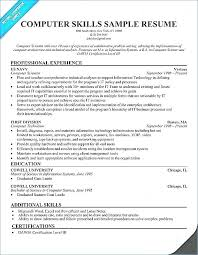 example of skills to put on a resume what to put on a resume districte15 info