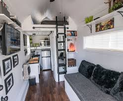 Moderntinyhouseinsideinsidetinyhousesonwheelstennessee - Tiny house on wheels interior