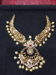 Indian Jewellery Shop Design Kanti Necklace Premraj Shantilal Jain Jewellers Jewelry