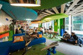 INTERVIEW WITH THE STUDIO RESPONSIBLE FOR GOOGLEu0027S OFFICES DESIGN