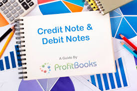 Debit Note Letter Extraordinary What Are Credit Notes Debit Notes Under GST