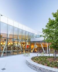 Civic Library in Canada Takes Research into the 21st Century ...