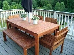 white outdoor furniture. Outdoor Furniture Projects Plans Inspiring Wood White Simple Dining Table . O