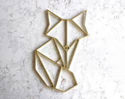 geometric decor etsy