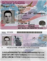 Maybe you would like to learn more about one of these? Employment Authorization Document Wikipedia