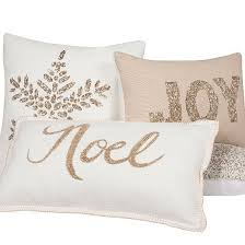 Captivating @POPSUGARHome Knows A Thing Or Two About Holiday Joy And Cheer! These  Accent Pillows Will Bring A Little Sparkle To Any Room.