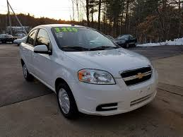 2010 Chevrolet Aveo for sale in Chichester, NH 03258