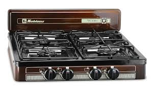 portable gas stove top. amazon.com : koblenz pfk-400 victoria 4-burner gas stove, bronze sports \u0026 outdoors portable stove top