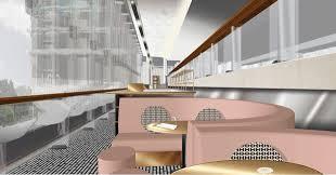 Vivi Design Rhubarb To Open Restaurant In Londons Centre Point