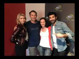 Abby Earl & Aldo Mignone on 98.5 Sonshine FM this morning - YouTube