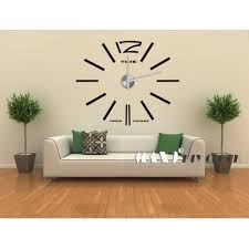 Diy Clock Large Diy Wall Clock Including Delivery