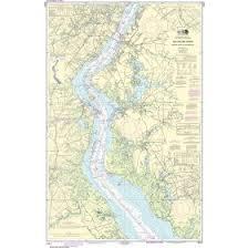 Noaa Nautical Chart 12312 Delaware River Wilmington To