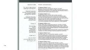 Professional Cv Template Word Download 30 Professional Cv Template Word Download Photo Fresh Resume Sample