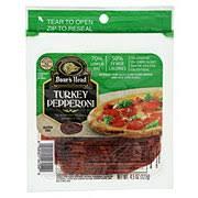 Boars Head Turkey Pepperoni Shop Meat At H E B
