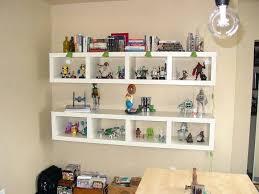 kids room shelves new amusing colorful wooden floating e rack bookshelf ikea white bekvam bookshelves