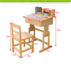 kids study desk and chair non free factory direct children