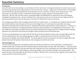 lewis and clark community college strategic plan   4 executive summary 4 introduction lewis clark